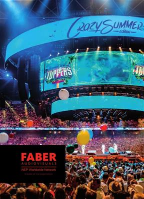 Faber Audiovisuals B.V.