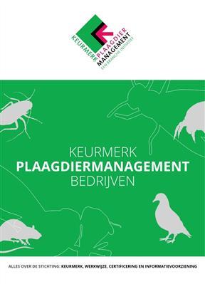 Stichting Keurmerk Plaagdiermanagement Bedrijven